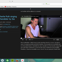 Charlie Puth Gets Famous! Featured On Website Last Year!